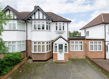Thumbnail 4 bed semi-detached house for sale in Rutland Drive, Morden, Surrey
