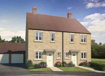 "Thumbnail 2 bed semi-detached house for sale in ""The Bray"" at Todenham Road, Moreton-In-Marsh"