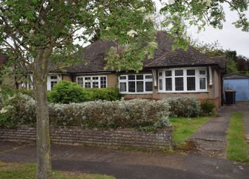 Thumbnail 2 bed semi-detached bungalow for sale in Chapel Close, Toddington, Dunstable