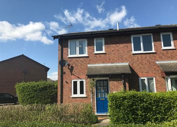 Thumbnail 2 bed property to rent in Kilmarie Close, Hinckley