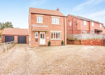 Thumbnail 3 bed detached house for sale in Gillamoor Road, Kirkbymoorside, York