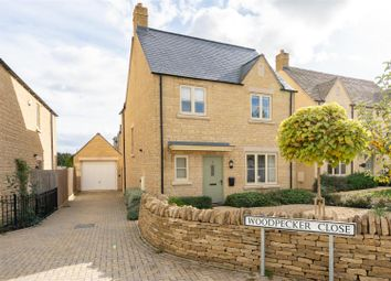 Thumbnail 4 bed detached house for sale in Woodpecker Close, Bourton-On-The-Water, Cheltenham