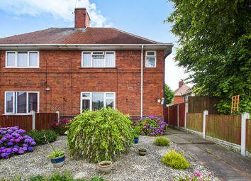Thumbnail 3 bedroom semi-detached house for sale in Jesmond Road, Bulwell, Nottingham
