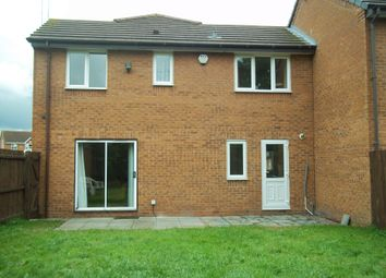 Thumbnail 2 bed mews house to rent in Romesco Way, Stafford