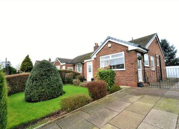 Thumbnail 2 bed semi-detached bungalow for sale in Ridgmont Drive, Worsley, Manchester