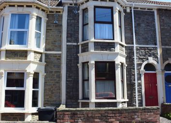 Thumbnail 3 bed terraced house to rent in Northcote Road, St. George, Bristol