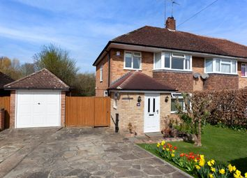 Thumbnail 3 bedroom semi-detached house for sale in Merryfield Drive, Horsham