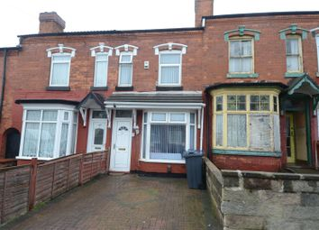 Thumbnail 3 bed terraced house for sale in Asquith Road, Ward End, Birmingham