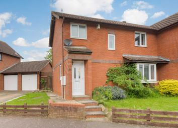 Thumbnail 3 bed semi-detached house for sale in Haddon, Great Holm, Milton Keynes