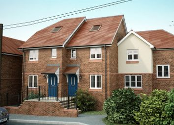 Thumbnail 3 bed end terrace house for sale in Sherborne Way, Hedge End, Southampton