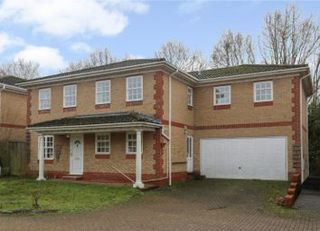 Thumbnail 5 bed detached house for sale in Westfield Close, Horton Heath, Eastleigh