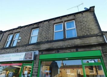 Thumbnail 2 bed flat to rent in Manchester Road, Cowlersley, Huddersfield