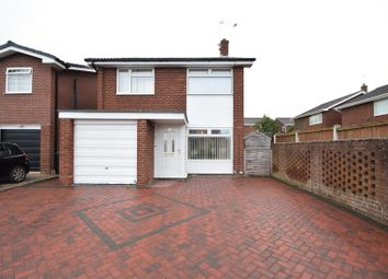 Thumbnail 3 bed detached house for sale in Colliery Green Drive, Little Neston, Neston