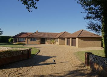 Thumbnail 4 bed detached bungalow for sale in High Street, Hopton, Diss
