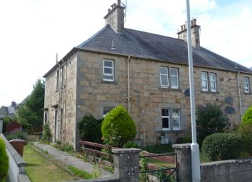 Thumbnail 2 bed flat to rent in 84 Newmill Road, Elgin