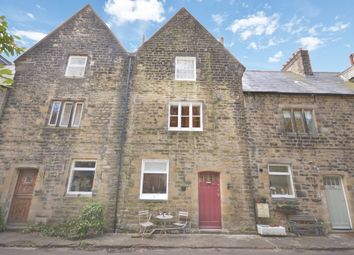 Thumbnail 4 bed terraced house for sale in Bank Buildings, Meltham, Holmfirth, West Yorkshire