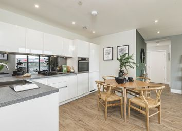 Thumbnail 2 bed flat for sale in Charter Square, High Street, Staines Upon Thames