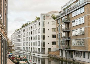 Thumbnail 2 bedroom flat for sale in Canal Building, Shepherdess Walk, London