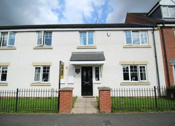 Thumbnail 4 bed terraced house for sale in Strathmore Gardens, South Shields