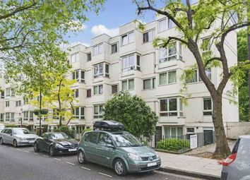 Thumbnail 3 bed flat to rent in Warwick Crescent, London