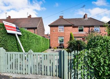 Thumbnail 2 bedroom semi-detached house for sale in Smith Street, Mansfield, Nottinghamshire