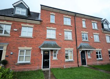 Thumbnail 3 bed town house for sale in 8 Ladybank Avenue, Preston