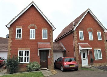 Thumbnail 3 bed detached house to rent in Peak Dale, Lowestoft, Suffolk