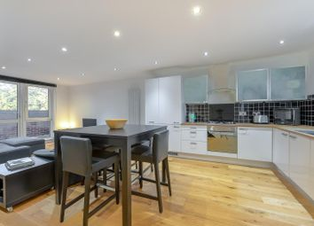 Thumbnail 2 bed flat for sale in Wallis Close, London