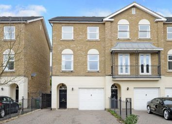Thumbnail 4 bed town house for sale in Williams Grove, Surbiton