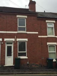Thumbnail 3 bed terraced house to rent in David Road, Stoke, Coventry