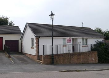 Thumbnail 3 bedroom detached bungalow for sale in Raleigh Mead, South Molton