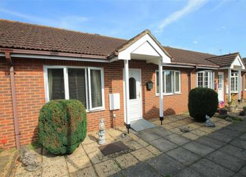 Thumbnail 2 bed terraced bungalow for sale in Marshall Court, Bedford
