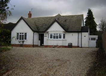 Thumbnail 4 bed detached bungalow for sale in Stoke Road, Bishops Cleeve GL52 8Rp