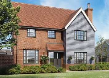 Thumbnail 3 bed detached house for sale in Woodside Place, Dry Street, Langdon Hills, Basildon