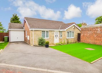Thumbnail 3 bedroom bungalow for sale in Clive Gardens, Alnwick