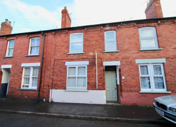 Thumbnail 3 bed terraced house for sale in Henry Street, Lincoln