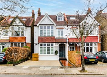 Thumbnail 5 bed semi-detached house for sale in Nassau Road, Barnes, London