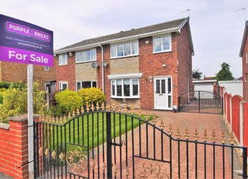 3 bed semi-detached house for sale in Rossington, Doncaster DN11