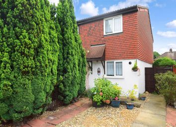 Thumbnail 2 bed end terrace house for sale in Tiptree Close, Mapleton Road, London