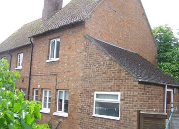 Thumbnail 2 bed terraced house to rent in Church Street, Ducklington, Witney