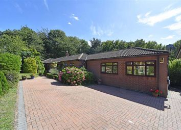 Thumbnail 5 bed detached bungalow for sale in Hunsbury Close, West Hunsbury, Northampton
