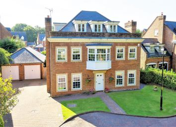 Thumbnail 5 bed detached house for sale in Broughton Close, Grappenhall, Warrington