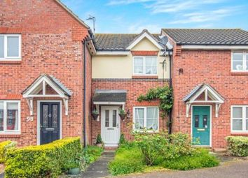 Thumbnail 2 bed terraced house for sale in North Walsham, Norfolk