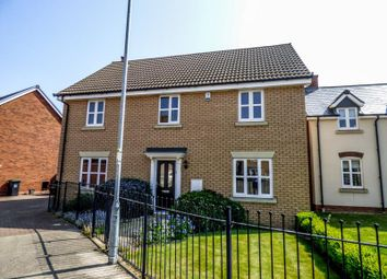 Thumbnail 4 bed detached house for sale in Houghton Conquest, Beds