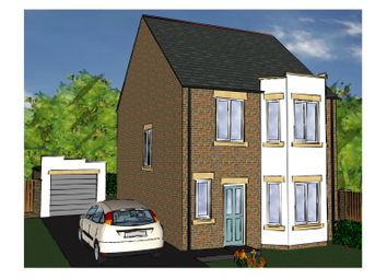 Thumbnail 3 bed detached house for sale in Elvin Way, New Tupton, Chesterfield