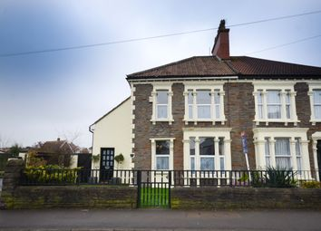 Thumbnail 3 bed semi-detached house for sale in Salisbury Road, Downend
