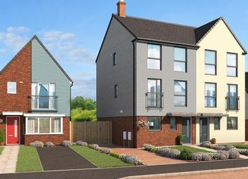 "Thumbnail 4 bed property for sale in ""The Yew At Bucknall Grange, Stoke-On-Trent"" at Little Eaves Lane, Stoke-On-Trent"