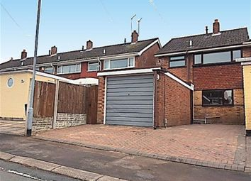 Thumbnail 3 bed terraced house to rent in The Beeches, Rugeley