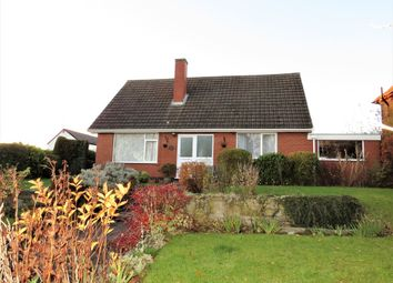 Thumbnail 4 bed detached bungalow for sale in High Street, Tibshelf, Alfreton