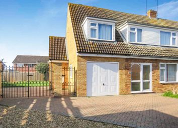 Thumbnail 4 bedroom property for sale in Chesham Road, Sawtry, Huntingdon
